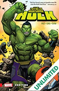 The Totally Awesome Hulk Vol. 1: Cho Time